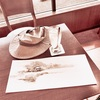 水彩de風景スケッチ 山田池公園で描かず描いた2020