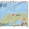 2016年12月01日 15時10分 鳥取県東部でM3.4の地震