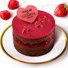 ローソンのUchiCafe×GODIVAコラボ商品『ショコラケーキラズベリー』を食べてみた(*´▽`*)