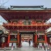 2日早朝に、神田明神に初詣に行ってみた。お守り売り場は8時から。(千代田区外神田)