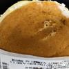 セブンイレブンでのおやつ…「パンケーキ レモン&レアチーズ」です。