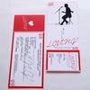 LOVING!のプレ公演チケット(仮)をつくってみた