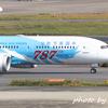 中国南方航空のBoeing787-9