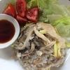 カオマンガイ(タイのチキンライス)、和風で