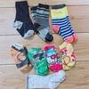 【断捨離】子供の靴下を処分。改めて適正量を考えた。