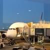 タイ国際航空ロイヤルシルクにて。