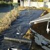 《太陽光発電所》初めて防草シートを敷きましたDIY2019/11/17