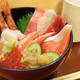 【おすすめ】札幌場外市場の美味しい海鮮丼屋『すし処 北の旬』新鮮なウニといくらが超美味しい!