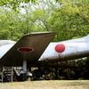 【大分県】中津市 八面山平和公園のF-86F