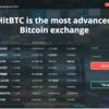 TIERIONが上場しているHitBTCの口座開設方法