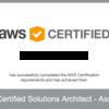 AWS 認定ソリューションアーキテクト – アソシエイト(SAA)を取得しました