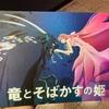 2回目「竜とそばかすの姫」初めて見る人はパンフレットに注意だよ。