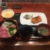 魚酒場一(ピン)「海鮮W定食」(神保町駅/居酒屋/定食/500円ランチ)[お昼、なに食べよう]