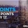 ヒルトンポイント購入+80%ボーナスポイント キャンペーン中