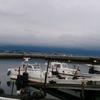 ビワイチサイクリング 漁船タクシーに乗ってきた