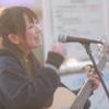 末藤亜季さん、CDお届けチャレンジ最終日
