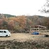 宿の付帯施設森のキャンプサイト2