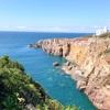 【和歌山】自然が作った白浜三大観光名所をご紹介♫白浜三段壁 千畳敷 円月島