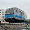 JRミニ車両 トレーニング用の短い車両 日本一短い? 総合訓練センターにありました