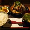 食堂スワロウ カレー肉豆腐定食