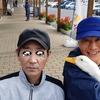 昨日は道の駅あぐりーむ昭和でアヒルと写真撮り、今日はデイサービスの日。