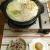 2017/02/12の夕食