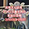 アメリカ牛肉は本当に大丈夫か?危険すぎる実態ラウンドアップとキングコーン2018.10.03追記