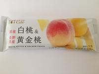 ウチカフェ「日本のフルーツ」白桃の完成度がリアル過ぎてヤバイ。美味し過ぎてヤバイ。