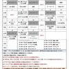 2月リワーク対象者プログラム
