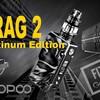 【VOOPOO・MOD】DRAG 2 Platinum Edition をもらいました
