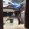 インドと日本の温泉
