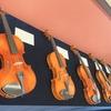 バイオリンの選定を行いました🎻
