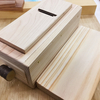 手作りする!長良杉の鰹節削り器@UniversalChildcareAkasaka