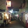 東京旅行二日目(9)。ネットカフェを探して。新宿西口から歌舞伎町、博多風龍のラーメン