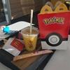 マクドナルドでポケモン