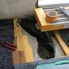 ☆水漏れ後の修理 DAY3&4 「神業再び」