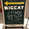 18.10.03 The John Butler Trio+@大阪BIG CAT