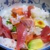 【レシピ】超簡単で美味しいよ!アヒポキ風ちらし寿司