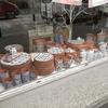 フランクフルト大聖堂近くの陶器店~ポルトガル行っちゃう?