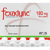フェクサディン(Fexadyne)180mg