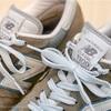 ニューバランス1300のブルーグレーっぽい靴ひもが売ってないのでシンプルな靴ひもを買った話。
