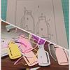彫紙(ちょうし)アートを初体験!