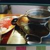 東北の味31・青森1「義経鍋定食」食べ物と映画と音楽