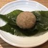 南青山『HIGASHIYA man』桜餅、蓬餅と可愛い三色団子。ヒガシヤの季節の美味しいお菓子。
