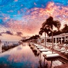 マリーナベイサンズ:高さ200mのプールからの絶景を観よう【シンガポール】