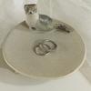結婚指輪に映画スターウォーズの名セリフを刻印しました
