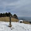平尾台から貫山(ぬきさん)登山…気持ちの良い雪道