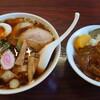 GOURMET〜これぞ!ザ・昭和の味!老舗のワンタンメン…「 五芳斉」(新宿区榎町)