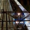 貨物列車・・