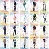A3! クリアファイルコレクション/私服/2017年4月発売
